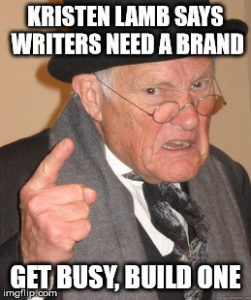 writers need a brand
